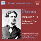 Kajanus Conducts Sibelius 2