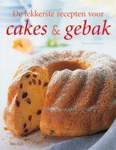 De lekkerste recepten voor cakes en gebak