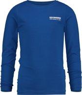 Vingino Jongens T-shirt - Capri Blue - Maat 176