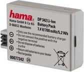 Foto/video-accu, Hama, »Li-Ion-accu DP 342 voor Canon«