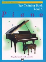 Alfred's Basic Piano Library Ear Training, Bk 5