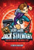 Secret Agent Jack Stalwart: Book 3: The Mystery of the Mona Lisa: France