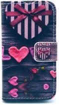Love agenda book case Galaxy S3 mini i8190