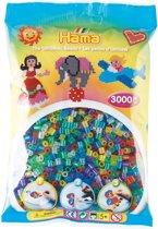 Strijkkralen Hama - 3000 stuks - Glitter mix