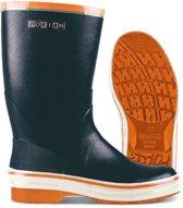 Nokian Footwear - Rubberlaarzen -Street- (Everyday) pruim/oranje, maat 40
