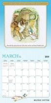 Beatrix Potter Kalender 2019