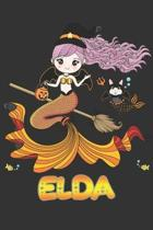 Elda: Elda Halloween Beautiful Mermaid Witch Want To Create An Emotional Moment For Elda?, Show Elda You Care With This Pers