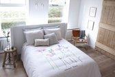 Walra Summer Breeze - Dekbedovertrek - Lits-jumeaux - 240x200/220 cm + 2 kussenslopen 60x70 cm - Roze