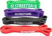 Muscle Up Pack - Resistance Bands - Power Band - Weerstandsband - Fitness Elastiek | StreetGains®