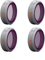 PGYTECH ND/PL Filters ADVANCED set ND8/PL, ND16/PL, ND32/PL, ND64/PL voor DJI Mavic 2 Zoom