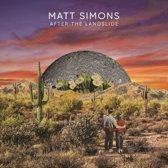 CD cover van Matt Simons - After The Landslide van Matt Simons