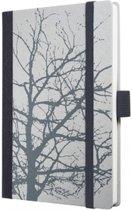 notitieboek Sigel Conceptum 194blz hard Nature Feeling 95x140mm