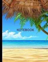 notebook: Notebook (Composition Book, Journal) (8.5 x 11 Large)