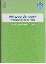 Werkwoordspelling antwoorden Leer- en oefenboeken 1, 2 en 3 groep 6