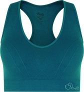Dare2b Warm Up Bra Sportbeha - Dames - XS - Groen