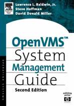 OpenVMS System Management Guide