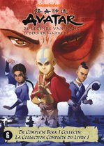 DVD cover van Avatar: De Legende Van Aang - Natie 1: Water Box