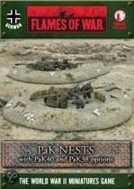 PaK Nests (with PaK40 & PaK38 options)
