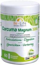 Be Life Curcuma Magnum 3200 60 Capsules