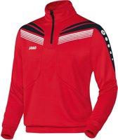 Jako Pro Ziptop - Sweaters  - rood - 164