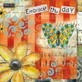 Embrace the Day 2017 Coloring Calendar