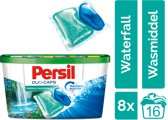 Persil Duo-Caps Waterfall Wasmiddel- Kwartaalbox - 128 wasbeurten