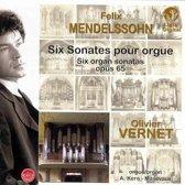 Sonates Pour Orgue Op.65
