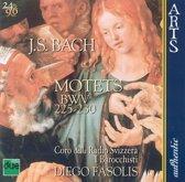 Bach: 6 Motetten - Motets Bwv 225 -230