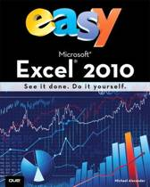 Easy Microsoft Excel 2010 (UK Edition)