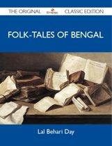 Folk-Tales of Bengal - The Original Classic Edition