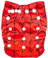 Pocketluier bamboe - spinnenweb