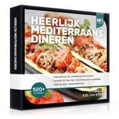 Nr1 Heerlijk Mediterraans Dineren 100,-