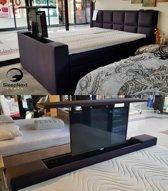SPECTRA Elektrisch Boxspring + Voetbord & TV LIFT + COMBI DEAL! - 160x200cm
