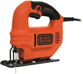 BLACK+DECKER KS501-QS Decoupeerzaag - 400W