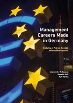 Management Careers Made in Germany
