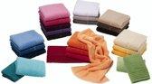 Vossen handdoek Vienna Style Supersoft 67x140 weiá