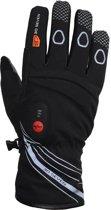 Verwarmde Fietshandschoenen / Motorhandschoenen voor Heren en Dames – Verwarmde handschoenen met Accu – Winterhandschoen Race voor Fietsen en Motor