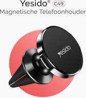 Smartphonehouder Magneet / Ventilatie / Universeel / iPhone/  Autohouder