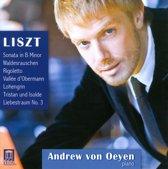 Liszt - Andrew Van Oeyen