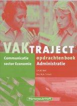 VakTraject / Administratie / deel Opdrachtenboek + CD-ROM