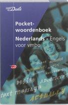 Van Dale Pocketwoordenboek Nederlands-Engels voor Vmbo