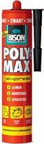 Bison Polymax Express Zwart 425gr Koker