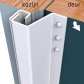 Secustrip Plus Achterdeur 230cm 7-13mm SKG* Wit