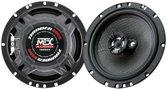 MTX AUDIO T6C653 autospeaker - 16,5cm - 3 weg - 260Watt