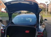 Tesla model 3 - Trunk spring - Kofferbak gasvering - Zwart