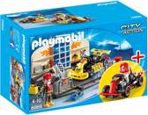 Playmobil StarterSet Karting garage - 6869
