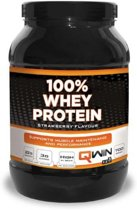 QWIN 100% Whey Protein Strawberry 700g