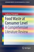 Food Waste at Consumer Level