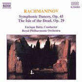 Rachmaninov: Symphonic Dances, etc / Batiz, Royal PO