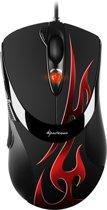 Sharkoon FireGlider - Gaming Muis